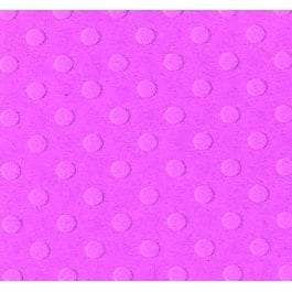 Bazzill 12″ x 12″ Dotted Embossed 216gsm Card – Slipper