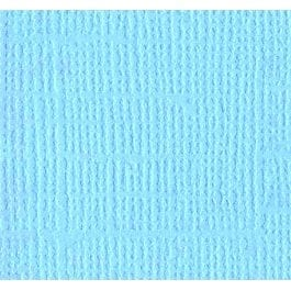 Bazzill 12″ x 12″ Texture Canvas 216gsm Card – Sea Water