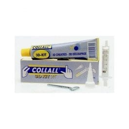 Collall Silicone 3D Kit (With Tools) 80ml