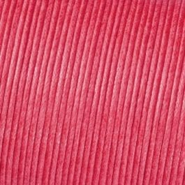 Efco Cord Cotton Waxed 1mm Bright Pink – Roll 6m