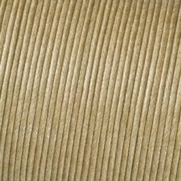 Efco Cord Cotton Waxed 2mm Natural – Roll 6m