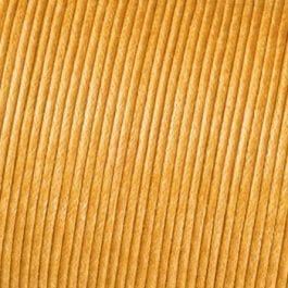 Efco Cord Cotton Waxed 2mm Yellow – Roll 6m