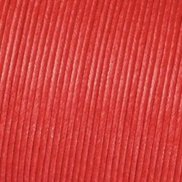 Efco Cord Cotton Waxed 2mm Red – Roll 6m