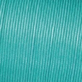 Efco Cord Cotton Waxed 2mm Light Turquoise – Roll 6m