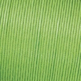 Efco Cord Cotton Waxed 2mm Light Green – Roll 6m