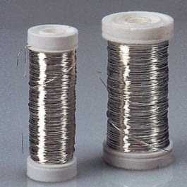 Efco Copper Wire 0.4mm 50g/40m – Silver-Plated