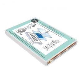 Sizzix Standard Magnetic Platform For Wafer Thin Dies