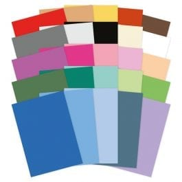 Hunkydory Adorable Scorable Core Colourways Collection A4 350gsm Pk 50
