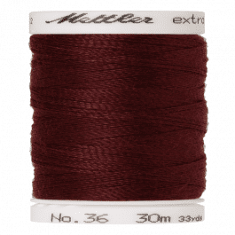 Mettler Extra Strong 30m/33yds Beet Red