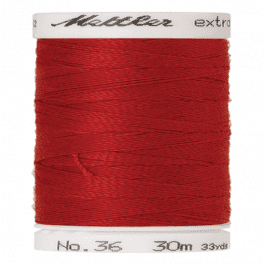 Mettler Extra Strong 30m/33yds Country Red