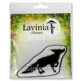 Lavinia Clear Polymer Stamp Bandit