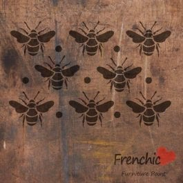 Frenchic Busy Bees Stencil
