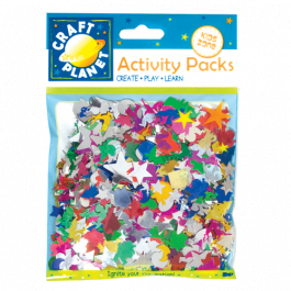 Craft Planet Spangle Mix Assorted Colours 50g