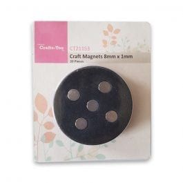Crafts Too Craft Magnets Pk 20