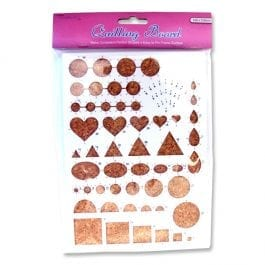 Crafts Too Quilling Board 150 x 210 mm