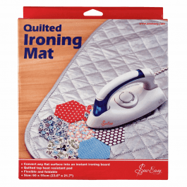 Sew Easy Quilted Ironing Mat 60cm x 55cm