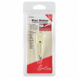 Sew Easy Fusible Bias Tape Maker 6mm