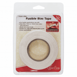 Sew Easy Fusible Bias Tape 20m x 11mm