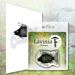 Lavinia Clear Polymer Stamp Flo
