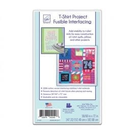 June Tailor T-Shirt Project Fusible Interfacing 58/60in x 72in