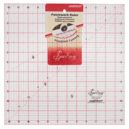 Sew Easy Patchwork Ruler 12.5in x 12.5in