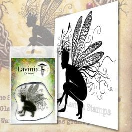 Lavinia Clear Polymer Stamp Oona