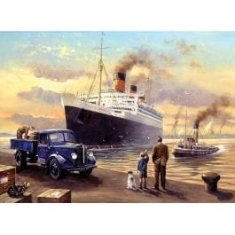 Royal & Langnickel Adult Large Painting By Numbers – Queen Departs