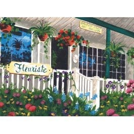 Royal & Langnickel Adult Large Painting By Numbers – Flower Shoppe