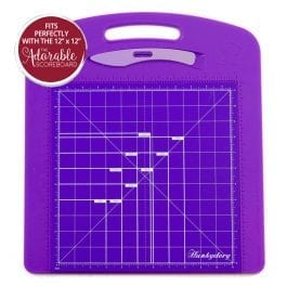 Hunkydory Double-Sided Cutting Mat 12″ x 12″