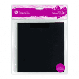 Papermania Stamp & Die Storage Pockets With Magnetic Shim Pk 10