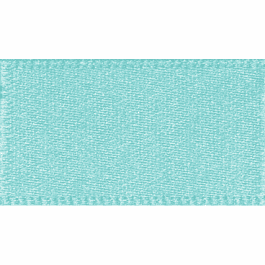 Berisfords Double Faced Satin Ribbon 10mm New Turquoise