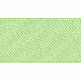 Berisfords Double Faced Satin Ribbon 25mm Lime
