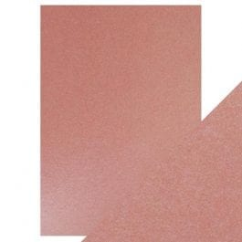 Craft Perfect Pearlescent Card A4 250gsm Diffused Violet Pk 5