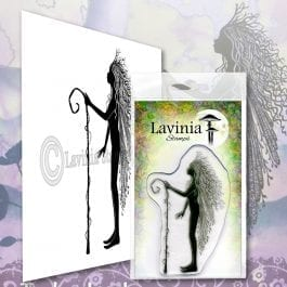 Lavinia Clear Polymer Stamp The Oracle