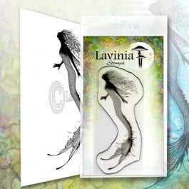 Lavinia Clear Polymer Stamp Zelith