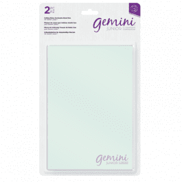 Gemini Junior – Cutting Plates for Double-Sided Dies