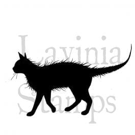 Lavinia Clear Polymer Stamp Mimsy