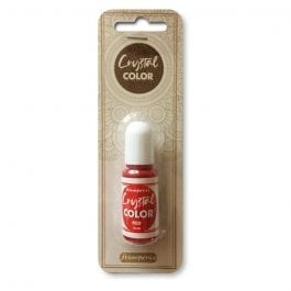 Stamperia Crystal Colour 10ml Red