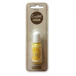 Stamperia Crystal Colour 10ml Yellow