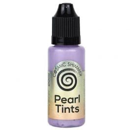 Cosmic Shimmer Pearl Tints 20ml Fragrant Lilac