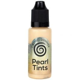 Cosmic Shimmer Pearl Tints 20ml Everything's Peachy