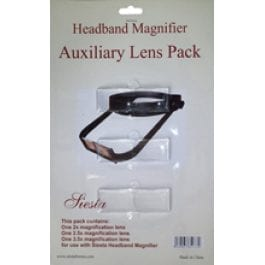 Siesta Headband Magnifier With 4 Lenses