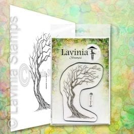 Lavinia Clear Polymer Stamp Tree of Courage