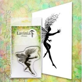 Lavinia Clear Polymer Stamp Layla