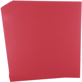 Sweet Dixie Cardstock A4 240gsm Red Pk 25