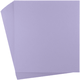 Sweet Dixie Cardstock A4 240gsm Lavender Pk 25