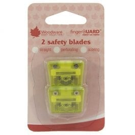 Woodware Scoring Replacement Blade For Mini Trimmer Pk 2