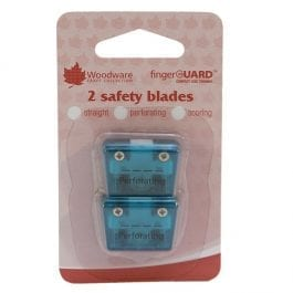Woodware Perforating Replacement Blade For Mini Trimmer Pk 2