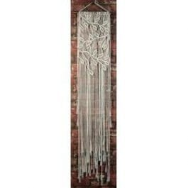 Solid Oak INC Macramé Wall Hanging Kit Leaves & Branches