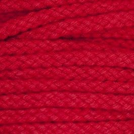 Jomil Knitted Drawstring Cord 4mm Red